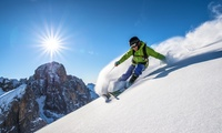 Ski-Lift-Tageskarte inkl. Verleih bei Glück Auf Skigebiet Winterberg Langewiese (bis zu 43% sparen*)