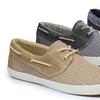 GBX Doowit Men's Mesh Boat Shoes