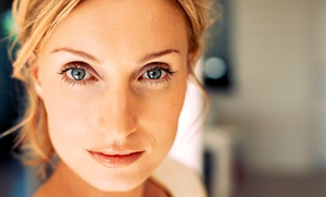 Senza Pelo Med Spa: Sublative Fractional-Laser Skin Resurfacing for the Face or Face and Neck at Senza Pelo Med Spa (Up to 50% Off)