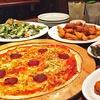 東京都/神谷町 ≪ピザ・バッファローウイングなど5品+飲み放題120分≫
