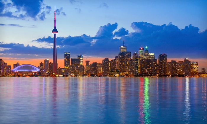 Residence Inn Downtown/Entertainment District - Downtown Toronto: One-Night in a King or Queen Studio Suite with Parking at Residence Inn Toronto Downtown/Entertainment District