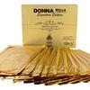 12-Pack of Donna Bella Signature Edition 24K Gold Deep Facial Masks