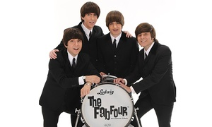 The Fab Four: The Fab Four on Saturday, January 30, 2016, at 8 p.m.
