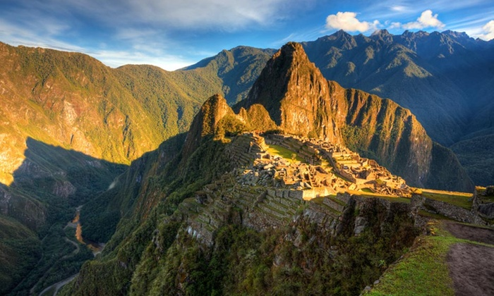 Tour of Peru with Airfare: 7-Day Tour of Peru with Airfare, and Some Meals from Gate 1 Travel. Price/person Based on Double Occupancy.