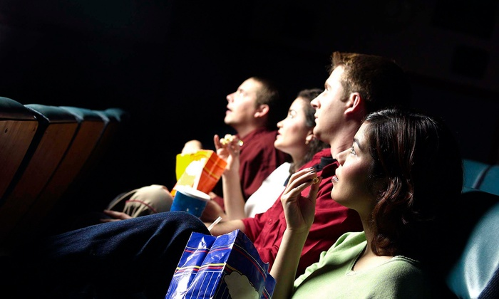 CityPlex12 Newark - West Side: Movie Packages with Small Popcorn for One or Two at CityPlex12 Newark (47% Off)