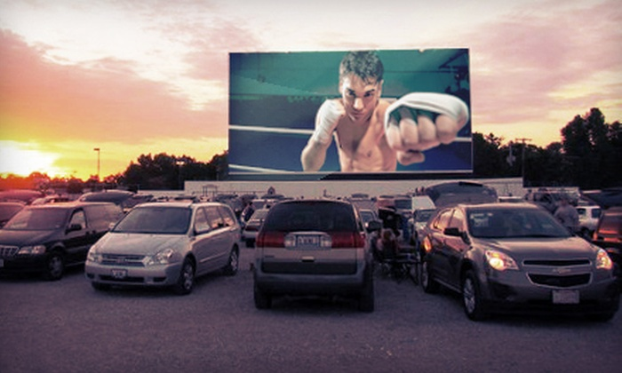 Skyview Drive-In - Belleville: Movie Night with Popcorn for Two or Four on Friday–Saturday or Sunday–Thursday at Skyview Drive-In (Up to 54% Off)