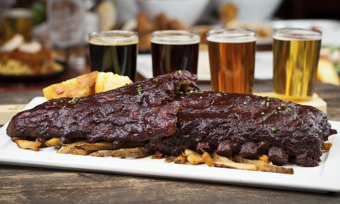 BEER BBQ BACON Showdown - BEER BBQ BACON Showdown: General-Admission or VIP Ticket to Beer Bbq Bacon Showdown on Saturday, May 21 (Up to 25% Off)