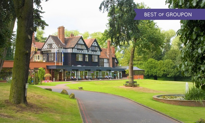 Britannia Hotels Midlands 1 Night For Two With Breakfast