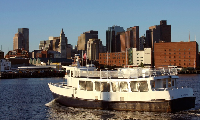 Manasquan Water Taxi - Brielle: Bar-Hopping or Halloween Cruise for Two, Four, or Six from Manasquan Water Taxi (Up to 62% Off)