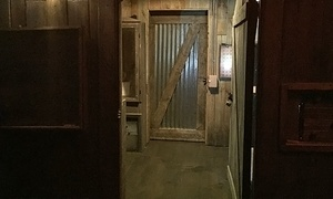 "America's Escape Game: ""The Caretaker""- Room-Escape-Game Experience for Two or Four at America's Escape Game (Up to 30% Off)"