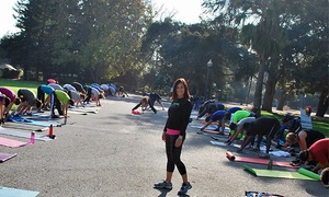 EmpowerFIT Boot Camp: $45 for One Month of Unlimited Boot-Camp Training at EmpowerFit Boot Camp ($79 Value)