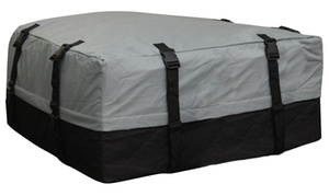 Waterproof Soft-sided Vehicle-rooftop Cargo Carrier