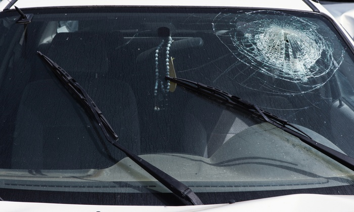 Precision Tune Auto Glass Repair - Multiple Locations: $14.90 for $100 Toward Windshield Replacement at Precision Tune Auto Glass Repair