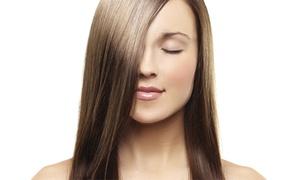 Bellatair Salon: Keratin-Smoothing Treatment at Bellatair Salon (71% Off)