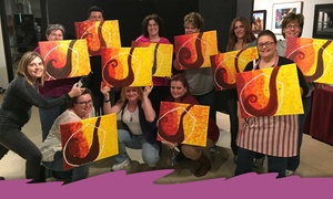 Paint Party Night: Up to 44% Off Two-Hour Painting Party with Supplies for One or Two  at Paint Party Night