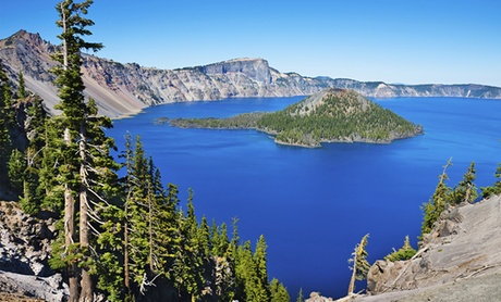 Secluded Cabins near Crater Lake National Park