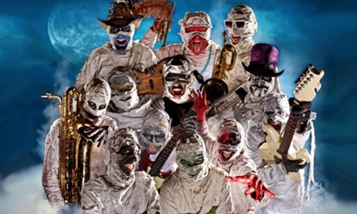Here Come the Mummies - Mojoes: $15 for a Here Come the Mummies Funk Concert at Mojoes with One Drink on November 1 at 8:30 p.m. (Up to $29.75 Value)
