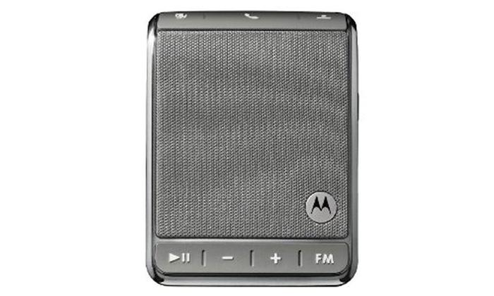 Motorola Roadster 2 Universal In-Car Bluetooth System (Refurbished)