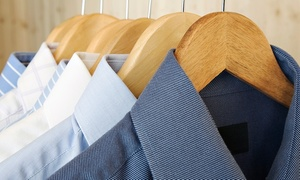 Master Dry Cleaners: $19 for $40 to Spend on Dry Cleaning with Pick-Up and Delivery Service at Master Dry Cleaners