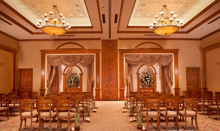 Horizon, Twilight, or Majestic Wedding Packages at Texas Station- Wedding Chapel (Up to 48% Off)