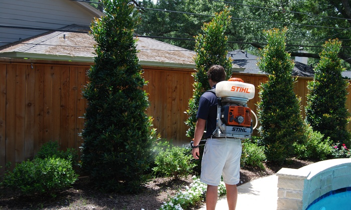 Mosquito Management Systems - Houston: $80 for $145 Worth of Pest-Control Services — Mosquito Management Systems