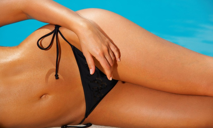 Salon Elite and Spa - The Regency Plaza: $16 Off Bikini Wax at Salon Elite and Spa