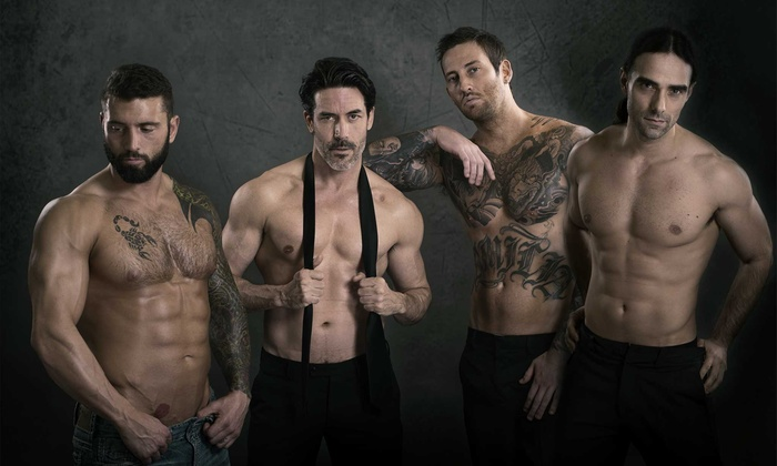 "Handsome International Men Presents ""Revolution"" - Uniun Night Club: ""Handsome International Men"" Male Revue at 8 p.m. on Saturday, April 16, or Saturday, May 14"