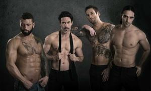 "Handsome International Men Presents ""Revolution"": ""Handsome International Men"" Male Revue at 8 p.m. on Saturday, April 16, or Saturday, May 14"