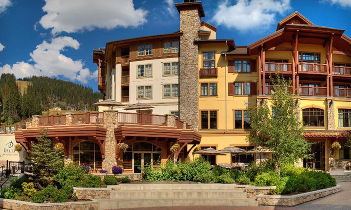Delta Sun Peaks Resort - Sun Peaks: $121 for a One-Night Stay at Delta Sun Peaks Resort in Sun Peaks, BC (Up to $242 Value)