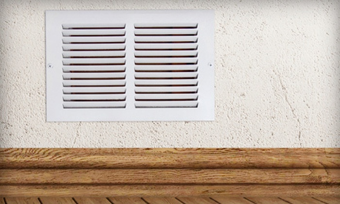 Green Heat & Air - Piedmont: $49 for Air-Duct Cleaning with Furnace Inspection and Dryer-Vent Cleaning from Green Heat Services ($299 Value)