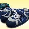 NFL NFC Comfy Feet Slipper Shoes