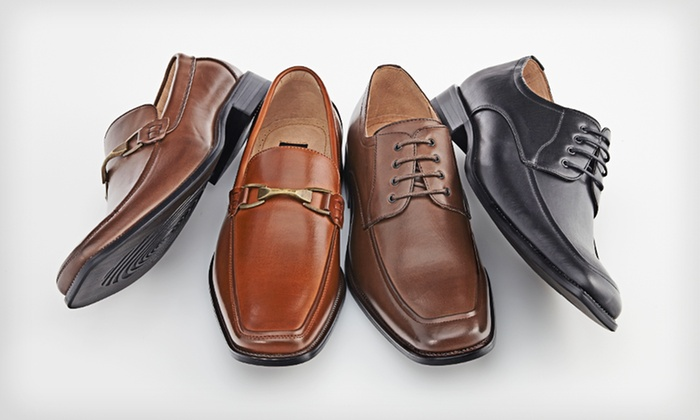 Adolfo Men's Dress Shoes: $39.99 for Adolfo Men's Dress Shoes (Up to $133.99 List Price). Two Styles Available. Free Shipping and Free Returns.