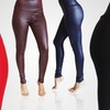 $10.99 for OhConcept Leather-Look Leggings