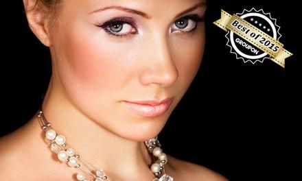 Permanent Make-up an 1 oder 2 Zonen nach Wahl im Ginseng Kosmetik Studio im Europacenter (bis zu 84% sparen*)