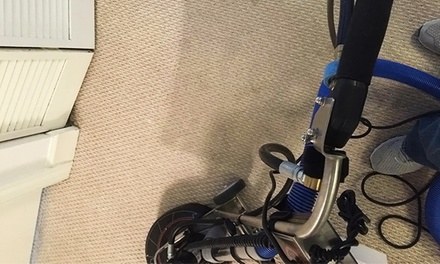 Up to 52% Off Carpet or Upholstery Cleaning from Outkleen Carpet Cleaning. Three Options Available.