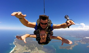 Skydive Australia: $214 (Plus $35 APF and Administration Levy) for a Tandem Skydive from Up to 15,000ft with Skydive Australia, Newcastle