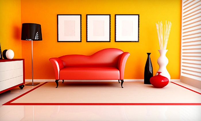 County Paint and Repairs - Livonia: Interior Painting for One or Two Rooms from County Paint and Repairs (Up to 66% Off)