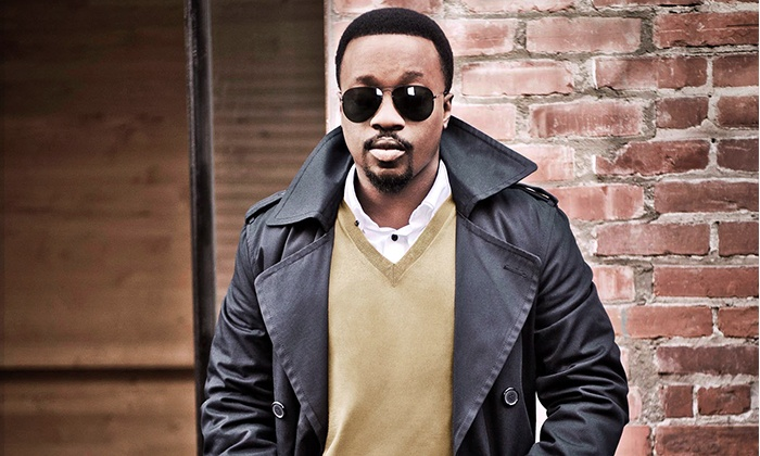"""Anthony Hamilton """"A Night of Love and Laughter"""" - Crown Theatre: Anthony Hamilton with Angie Stone at Crown Coliseum on Friday, September 4, at 8 p.m. (Up to 44% Off)"""