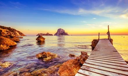 ?Ibiza: 3, 5 o 7 noches para 1 en régimen de media pensión y vuelo de I/V desde MAD O BCN en azuLine Hotel Pacific