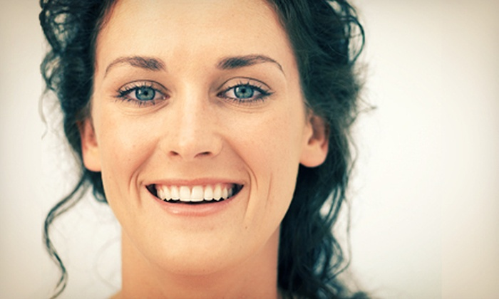 Carmen Nicole's Spa & Laser - Park Ridge: Anti-Aging Facial or Anti-Aging Body Scrub with Skin-Tightening Face Mask at Carmen Nicole's Spa & Laser (Up to 67% Off)