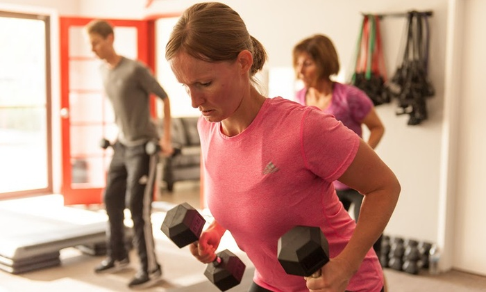 Flex Fitness Bootcamp - Flex Fitness Bootcamp: Four Weeks of Fitness Classes at StudioFlex (69% Off)
