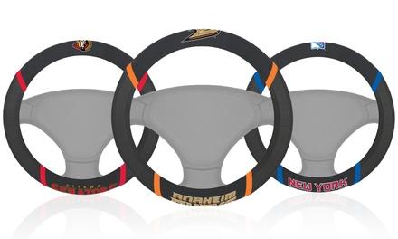 NHL Steering-Wheel Cover
