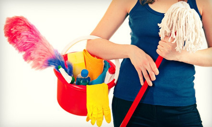 Jenny Maids Cleaning Service - Downtown: One, Two, or Three Three-Hour Housecleaning Sessions from Jenny Maids Cleaning Service (Up to 79% Off)