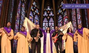 Göttlicher Entertainment: Black Gospel Angels in 13 Städten, u. a. Berlin, Braunschweig, Aachen, Oberhausen, Münster, Mühlheim (bis zu 34% sparen)