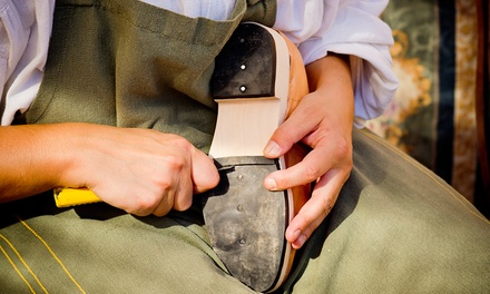 Shoe and Leather Repair at Cobblestone Shoe Hospital San Antonio (Up to 53% Off)