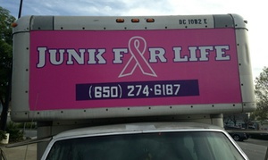 Junk For Life: $50 for $90 Worth of Junk Removal — Junk For Life