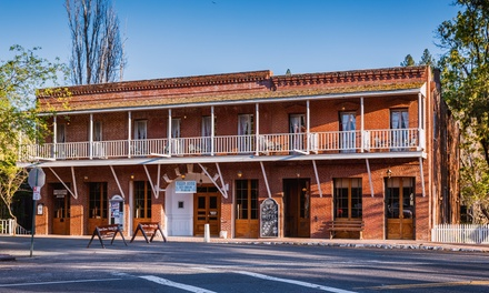 1- or 2-Night Stay for Two at Fallon Hotel in Columbia, CA. Combine Multiple Nights.