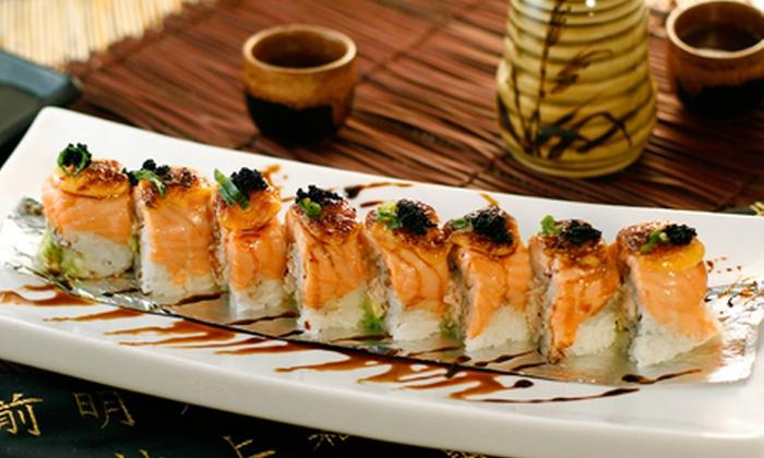Yen Sushi & Sake Bar - Long Beach: Sushi and Drinks at Yen Sushi & Sake Bar (Half Off). Two Options Available.