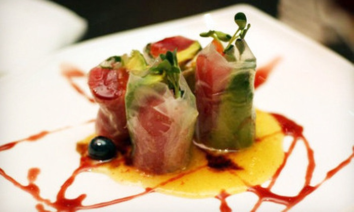 Barracuda Japanese Restaurant - Castro: $30 for a Chef's Tasting Menu for Two with Appetizers, Sushi, and Dessert at Barracuda Japanese Restaurant ($60 Value)
