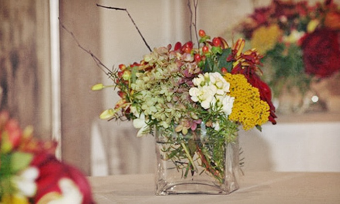 School of Floral Arts & Design - Rochelle Park: One Hobby Class